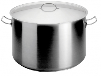 DEEP CASSEROLE WITH LID