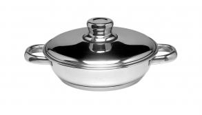 NORDICO ROUND DISH WITH LID